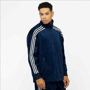 Adidas Originals Men's Velour Velvet Superstar Ttrack Suit