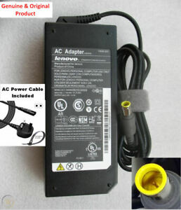 Genuine-Lenovo-Thinkpad-W510-T510i-135W-20V-AC-ADATTATORE-CARICATORE-Dcwp-CM2-45N0052