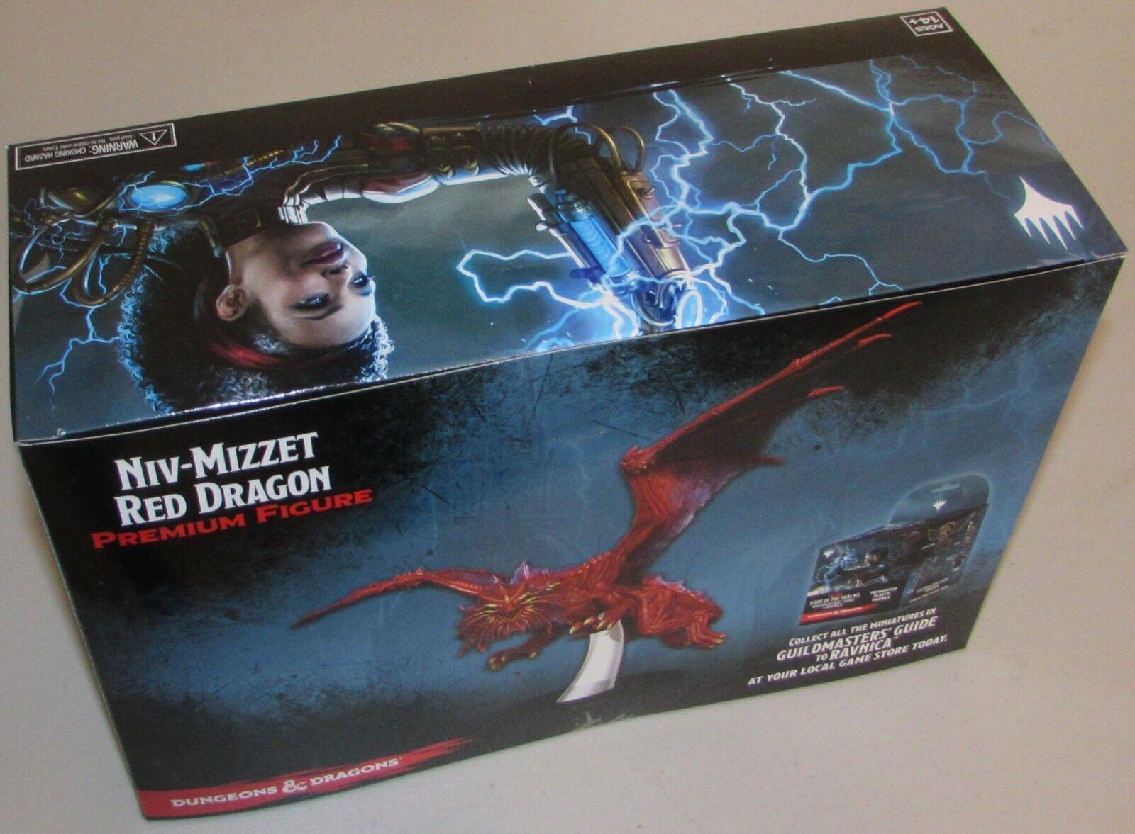 Niv Mizzet Roter Drache Guildmasters Leitfaden für Ravnica D & Dungeons &