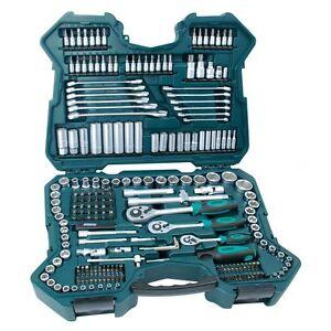 Set de clés à douille Mannesmann M98430 Coffret Outils - 215 pièces