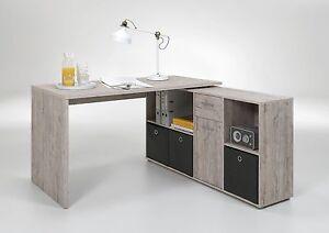 Schreibtisch Lex Sandeiche Computertisch Winkelschreibtisch