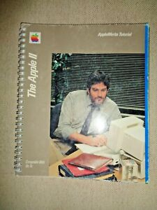 Vintage-The-Apple-II-AppleWorks-Tutorial-Manual-Compatible-With-IIe-IIc-Computer