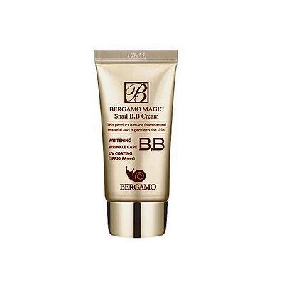 k024 bergamo snail BB cream whitening wrinkle care korean cosmetic 50ml