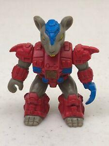 1987-Hasbro-Battle-Beasts-Powerhouse-Mouse-Series-2-38-Figure-Toy-w-No-Rub