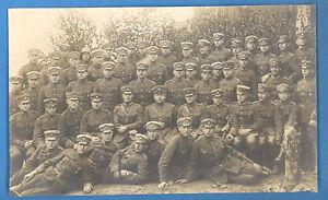 LATVIA-LETTLAND-SOLDIERS-VINTAGE-PHOTO-PC-3349