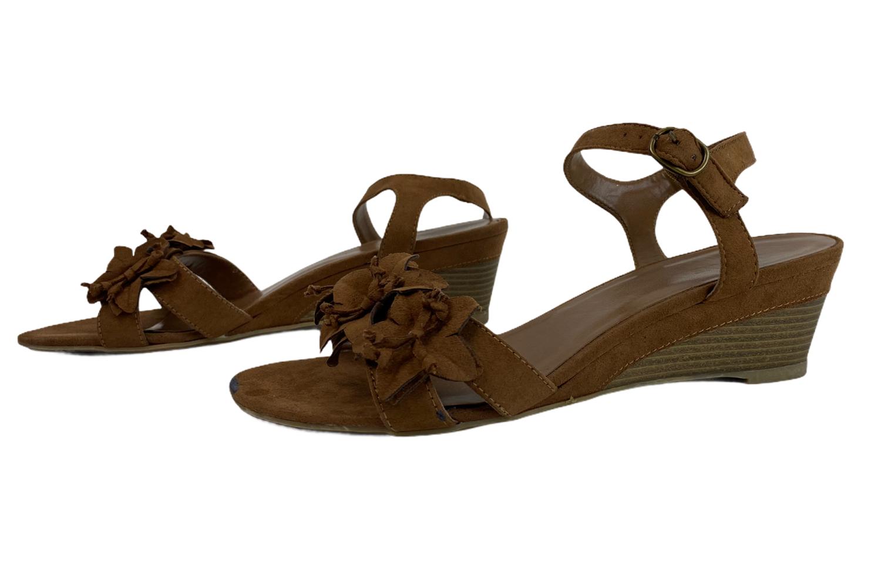 Ariane Femme Sandales Taille UK 5 EU 38 Marron Bottines Chaussures Montantes