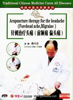 Traditional Chinese Medicine Acupuncture Therapy For The Headache (migraine) Dvd