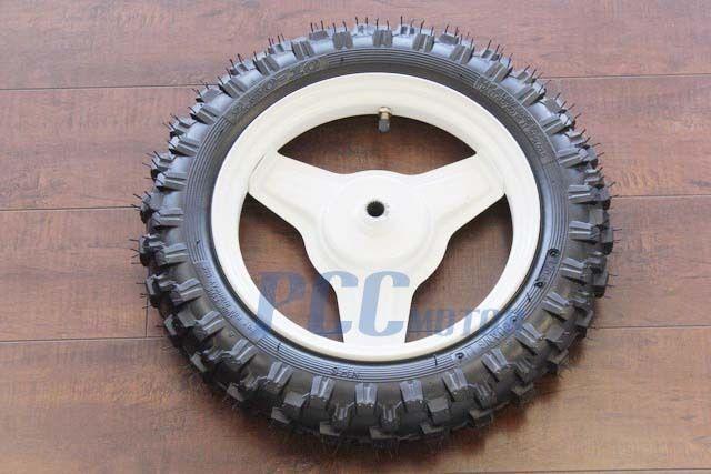 Neumático rueda Freno trasera para bicicleta de 1995-2016 PW50 Freno rueda De Tambor H WM03R cac57e
