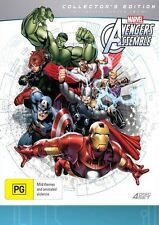 Avengers Assemble : Season 2 : Collector's Editi (DVD) (Region 4) Aussie Release