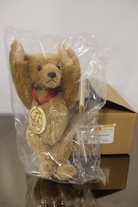 Steiff Teddybär 670701 Margarete 32 Museum 2001