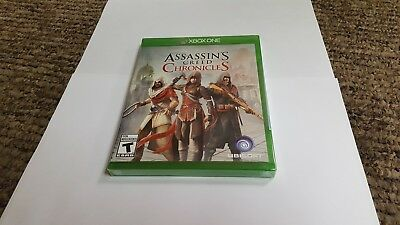 Assassin S Creed Chronicles Trilogy Pack Microsoft Xbox One