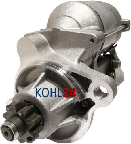Anlasser Bobcat Caterpillar Hyster Yale Kubota Motor D722 D750 D902 D1005 12V