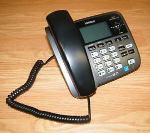 genuine uniden d1688 dect6 0 corded digital answering system w rh ebay com uniden d1688-2 manual Uniden- DECT 6.0 Cordless Phones