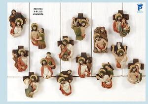 Set-Via-Crucis-8-cm-in-resina-14-pezzi-con-calamita-by-Paben