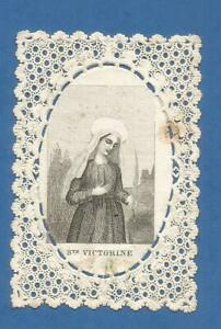 IMAGE-PIEUSE-CANIVET-HOLY-CARD-SAINTE-VICTORINE-DURAND-PARIS