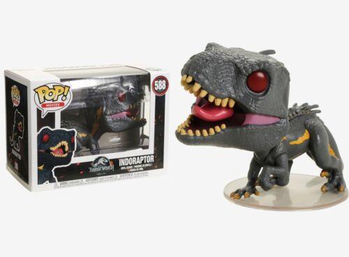 Funko Pop Movies: Jurassic World Fallen Kingdom - Indoraptor Vinyl Figure #30984