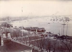 View-of-Wangpoo-river-Shanghai-China-Photo-1906-7-NOT-Postcard