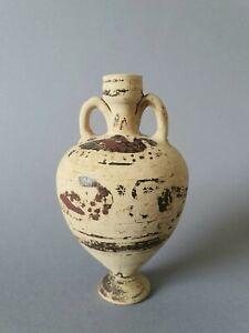 Amphorisque  Grèce 1er tiers du VIème siècle avant JC