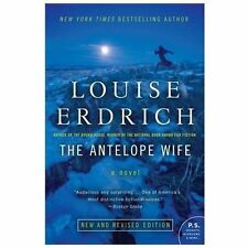 THE ANTELOPE WIFE [9780061767968] - LOUISE ERDRICH (PAPERBACK) NEW