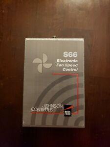 Johnson Controls P66 Electronic Fan Speed Control - S66AA-1C