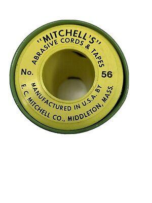 loc.G-1-1 mitchells Abrasive Cord #56 Flat 180 Grit Lg.Spool