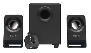 Logitech-Z213-2-1-Speaker-SYSTEM-ANALOG