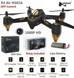 Hubsan 501A X4 Air Pro Drone GPS, Camera, 1Key, Follow,...