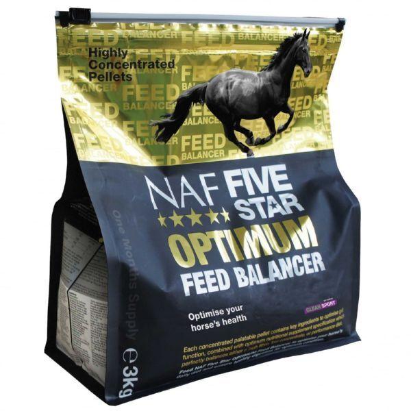 NAF Five Star Optimum Horse Feed Balancer 3Kg