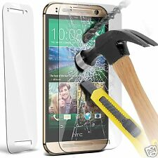 100% Genuine Tempered Glass Film Screen Protector for HTC One Mini 2