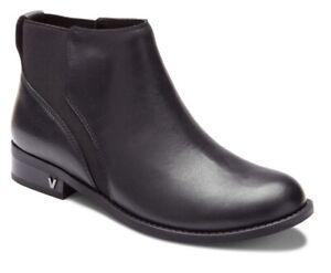 Vionic Womens Country Thatcher Black Fashion Boots