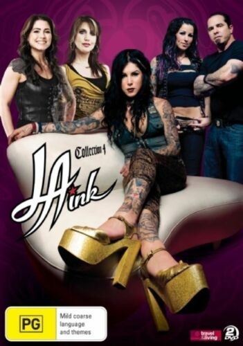 1 of 1 - LA Ink : Collection 4 (2 Disc) DVD - New/Sealed Region 4 DVD