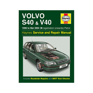 Volvo 440 460 480 Haynes Manual 1987-97 1.6 1.7 1.8 2.0 Petrol Workshop
