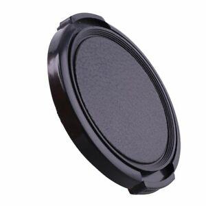 49mm-Snap-on-Front-Filter-Objektiv-Deckel-fuer-Canon-Nikon-Olympus-Sony-Pentax