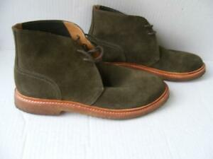 Polo Ralph Lauren Suede Leather Shoes 7