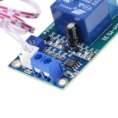 5//12V Lichtsteuerschalter Fotowiderstand Relaismodul Erkennung Sensor XH-M131 bn