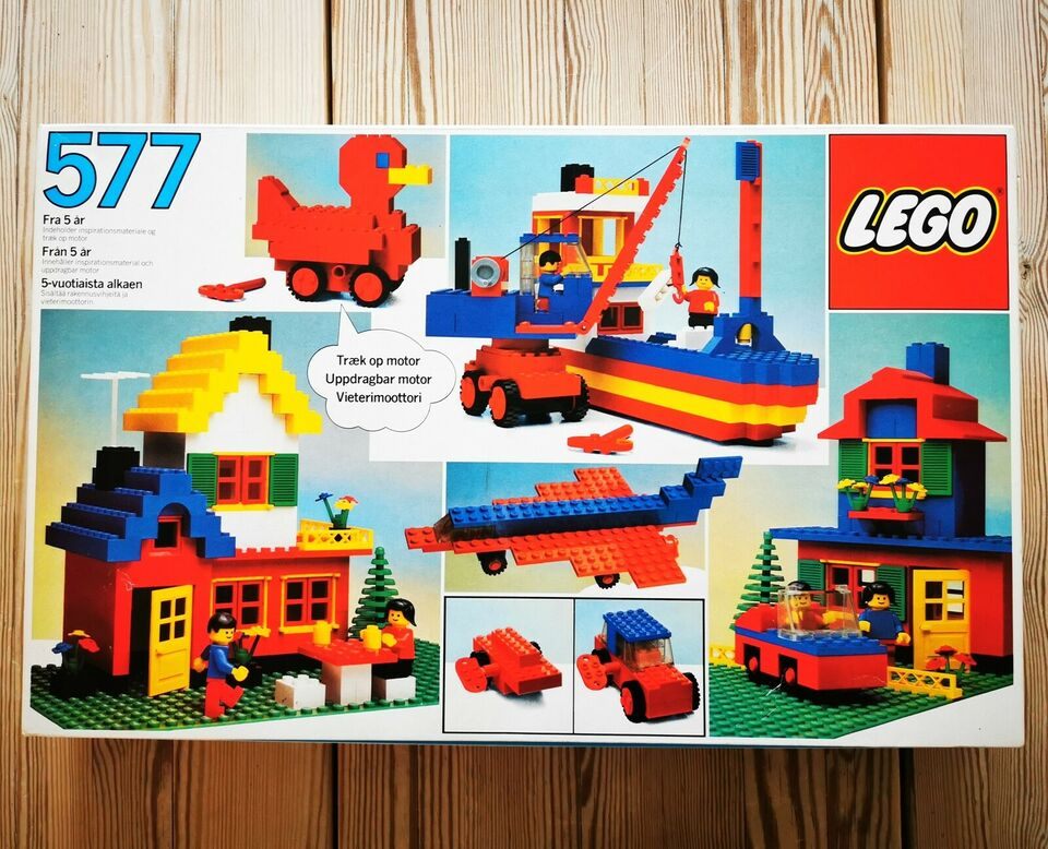 Lego andet, 577