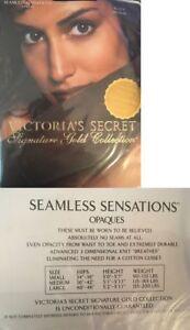 victoria secret seamless pantyhose