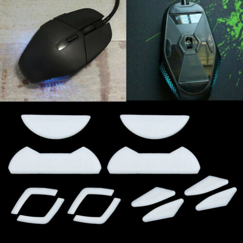 2 Sets//pack Tiger Gaming Mouse Skate for Razer//Logitech//SteelSeries Mouse Feet