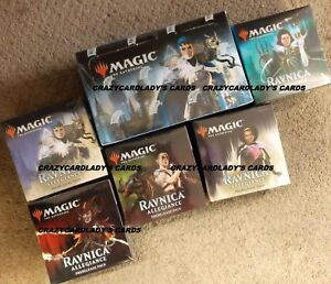 24x Ravnica Allegiance Booster REPACK MTG RNA 1 Mythic Free Box FREE SHIPPING