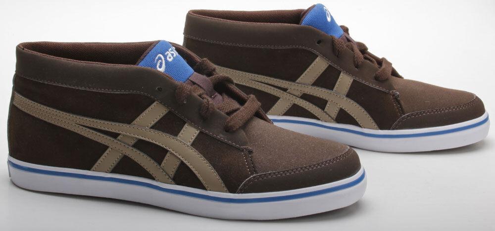 Asics Schuhe Renshi H235Y 2864 Dark Brown Dark Sand Braun