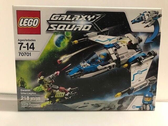 Lego Galaxy Squad - Swarm Interceptor (701)