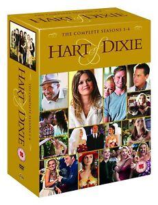 Hart Of Dixie - Season 1-4 [2015] (DVD)