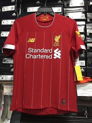 New Balance Home Jersey Authentic 19/20 Bob Paisley Limited Edition Size Small   eBay