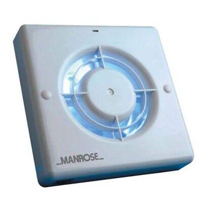 Manrose Low Voltage 12v Extractor Fan 100mm 4 Wall Ceiling Bathroom Fan Xf100lv Ebay