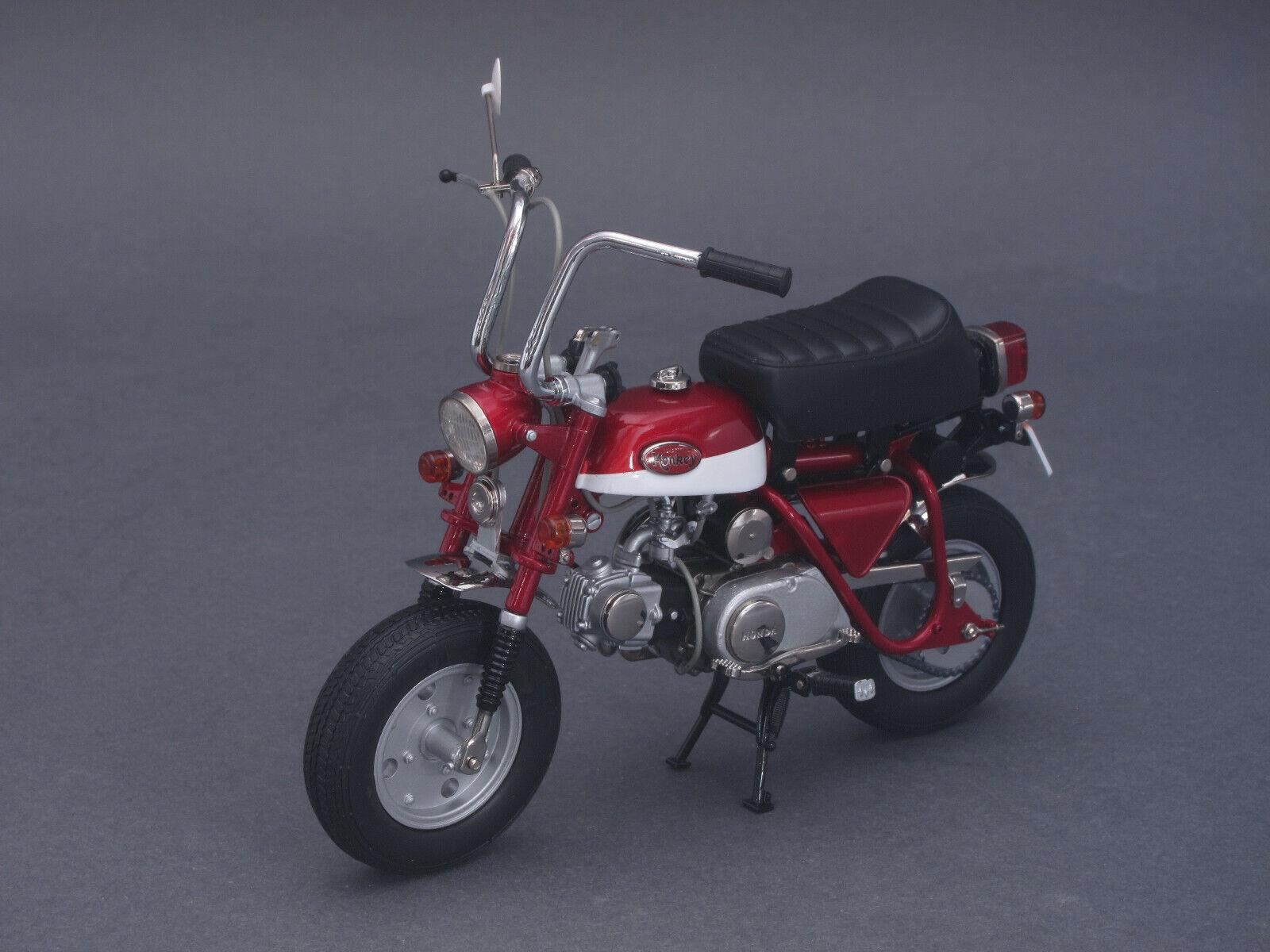 1/10 Ebbro HONDA Monkey z50z 1970-ROSSO - 1/12 - 10020 - 142041