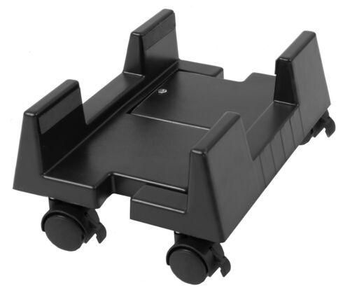 Computer Computerwagen PC Ständer Rollwagen Computerständer verstellbar