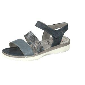 Relife Sandale blau   Schuhe   Sandalen & Sandaletten
