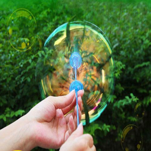 1 Pcs Soap Bubble Stick Blowing Shook Bubble Outdoor Activity Kids Baby Toy ER