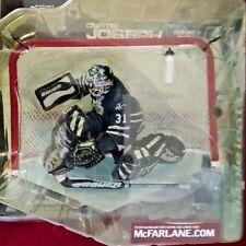 2001 McFarlane Hockey NHL Series 1 Curtis Joseph No Logo Insert Variant #31