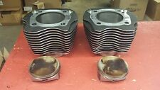 Harley-Davidson Milwaukee-Eight Stock Cylinders and Pistons